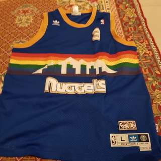 Jersey NBA hardwood classic iverson