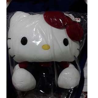Hello Kitty Lucky draw, Hello Kitty big plush (last prize)