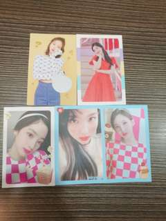[WTT/WTS] TWICE WHAT IS LOVE PHOTOCARDS