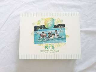 BTS Summer Package 2015 Official Outbox