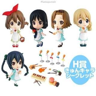 Azusa nakano k-on teatime figure figurine