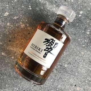 Hibiki Suntory 三得利威士忌 響 Japanese Harmony 700ml 沒有盒