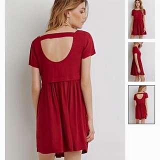 Forever21 Babydoll Dress