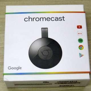 BNIB Chromecast 2