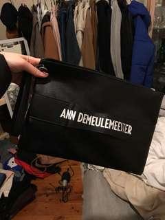 Ann Demeulemester three-way clutch