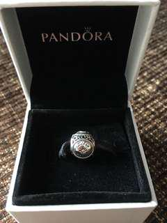 Authentic BNIB Pandora Libra Star Charm