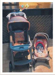 Safety 1st Stroller & Car Seat