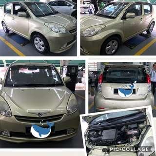 Perodua Myvi 1.3 Ezi Auto 2006