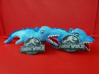 Jurassic World Mosasaurus Bag Clip