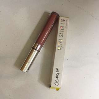 Colourpop ultra satin lip magic wand