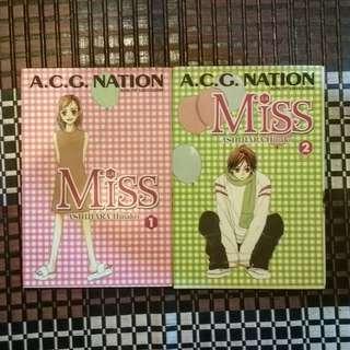 Miss (Vol. 1 - 2 End)