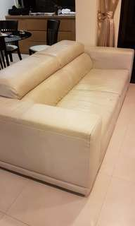 Moving Out Sale!!!!! 3 Seater Sofa