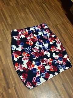 Floral Skirt (S)