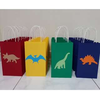 🚚 Dinosaur or Jurassic World Themed Goodie Bags