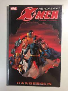 Astonishing X-Men Vol 2: Dangerous, Marvel, NM, TPB