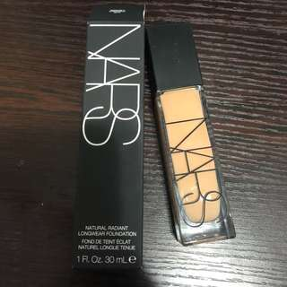 包郵 NARS Longwear Foundation