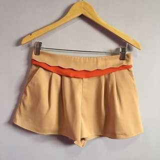 Nude Vero Moda Short