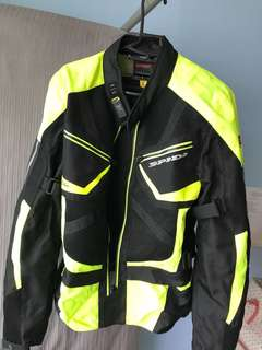 Spidi Sports Riding Jacket D158 size L