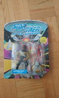 Star Trek The Next Generation, Lieutenant Worf