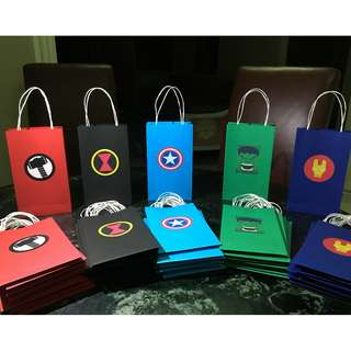 🚚 Superhero or Avengers Goodie Bag