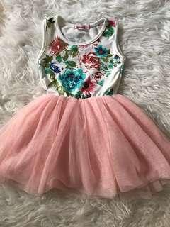 Teaberry Tutu Dress