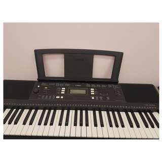 Yamaha Digital Keyboard PSR343 with stand at $290
