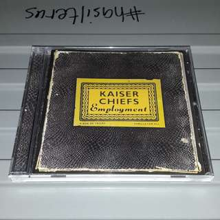 KAISER CHIEFS - Employment (CD, Album)
