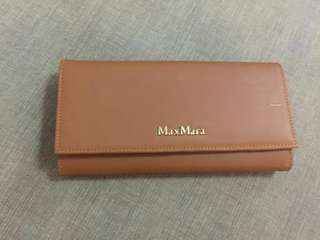 Original Max Mara wallet (soft leather)