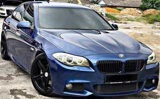 BMW F10 523i MSPORT ORIGINAL