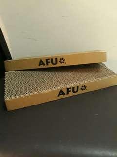 🚚 AFU貓抓板(小)兩入
