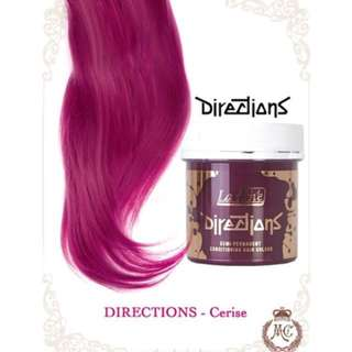 La Riche Hair Dye Cerise Semi Permanent