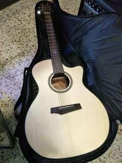 Randon RG-14C 面單板吉他