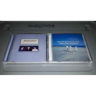 MANIC STREET PREACHERS (2 Lot CD, Album)