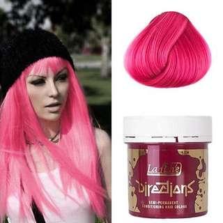 La Riche Hair Dye Carnation Pink Semi Permanent