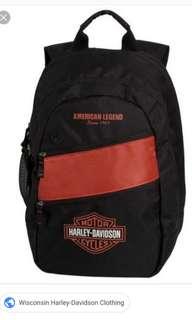 Harley Davidson Backpack American Legend