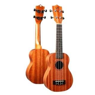"Best Buy!!! Beginners learner's choice of ukelele (21"" Soprano)"