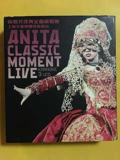 (Reserved) Anita Mui Concert Vcd