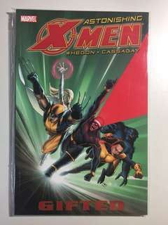 Astonishing X-men Vol 1: Gifted, Marvel, NM, TPB