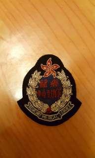 醫療輔助隊高級長官刺繡帽章