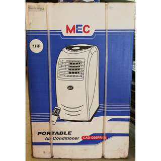 MEC PORTABLE AIR CONDITIONER (1.0 HP)