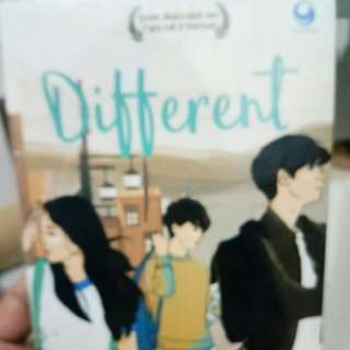 Novel Different
