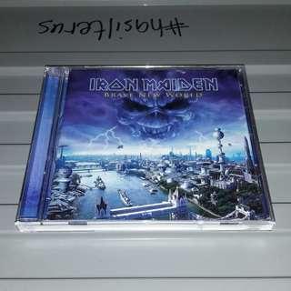 IRON MAIDEN - Brave New World (CD, Album)