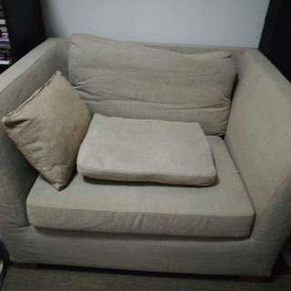Ikea used sofa