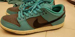 nike sb zoom air in tiffany colour