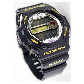 CASIO G-SHOCK GLX-150 series GLX-150B-6 深紫 GSHOCK GLX150B