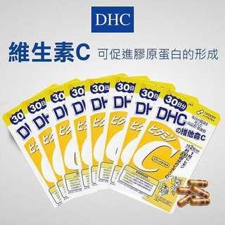 [好市多] DHC 維他命C 480粒(60粒x8包)