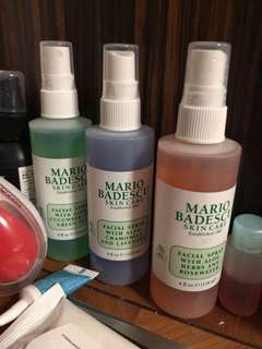 Mario Badescu Face Spray Set (Save 100rb)