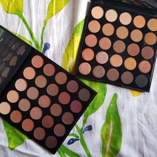 Morphe Copper Spice & Bronzed Mocha Eyeshadow Palette
