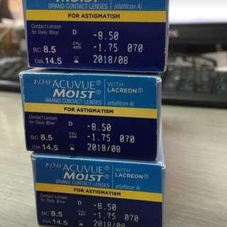 1day acuvue moist for astigmatisum