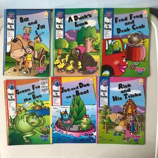 Children's Storybooks With Lessons & Worksheets